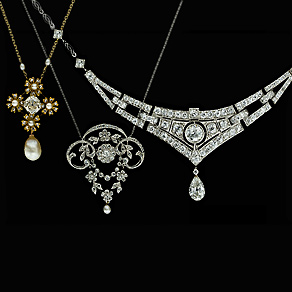 Oregon Diamond Wholesalers Necklaces